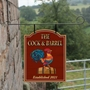 Picture of The Cock Inn Personalised Hanging  Bar Sign