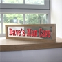 Picture of Oak Mirrored Sign box