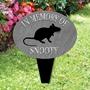 Picture of Personalised RAT memorial plaque